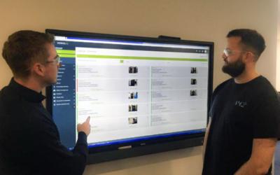 AML invests in WERKLiQ, the digital machine tool maintenance software