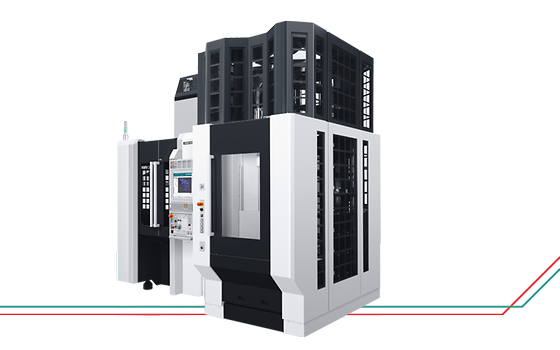AML invests in a new DMG Mori NMV3000